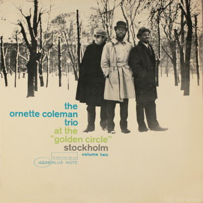 Ornette Coleman Trio At The Golden Circle Stockholm