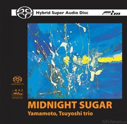Tsuyoshi Yamamoto Trio   Midnight Sugar   Hybrid Sacd  Hd 0