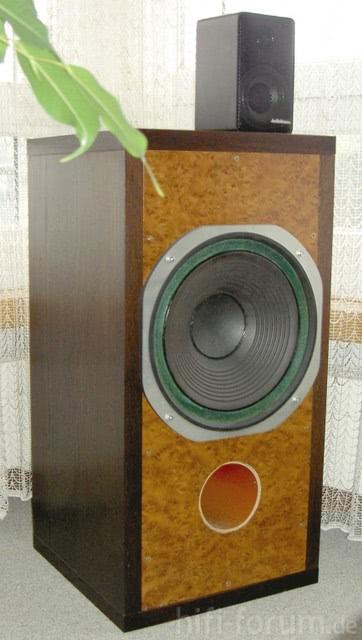 Rear-Bassbox