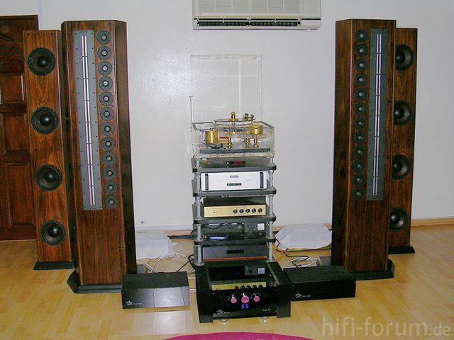 ASR Emitter II / Genesis 200  Speaker