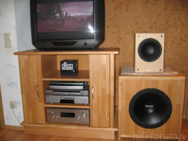 Mein Home Cinema