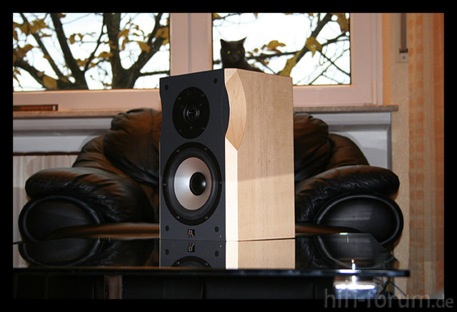 Acoustic Research Chronos R17 Ahorn