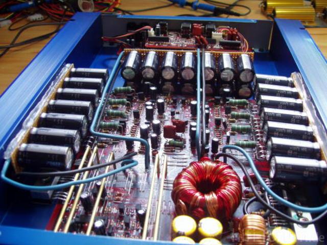 Terminator GX-9004 Tuned