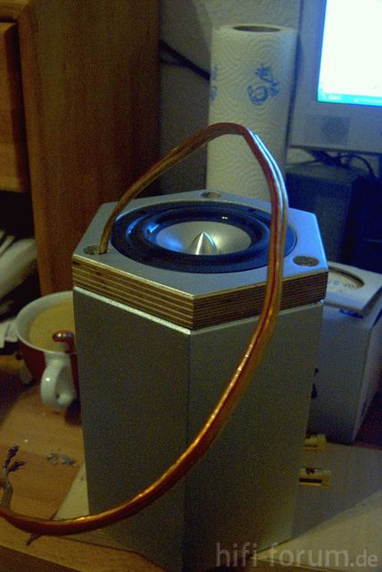 Highball Rearspeaker