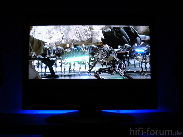 Panasonic 23 Zoll LCD