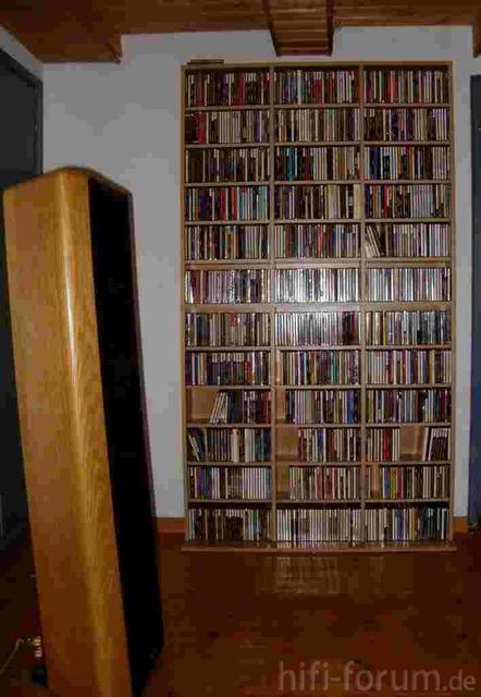 Einige CD's