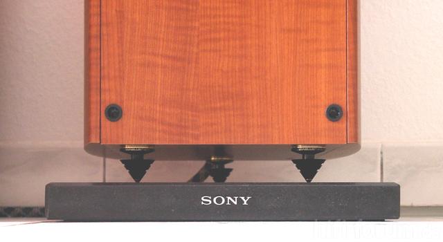 Sony SS-X70ED Auf Granitbasis 2