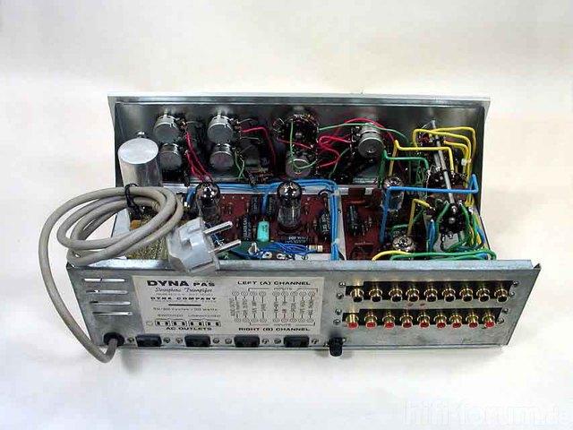 Dynaco PAS-3x 240V