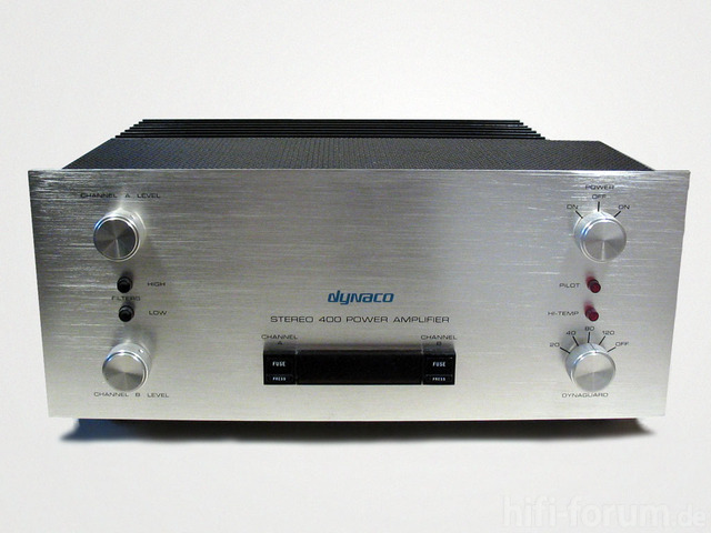 "Dynaco ST-400 ""Power-Dwarf"""