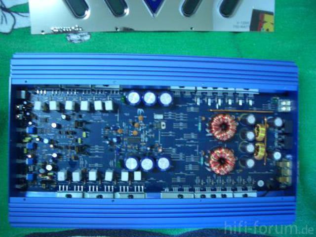 Crunch V1200