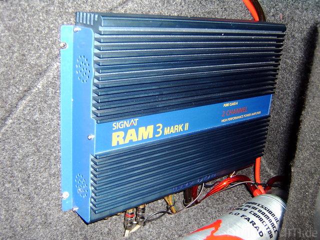 Signat RAM3 MKII