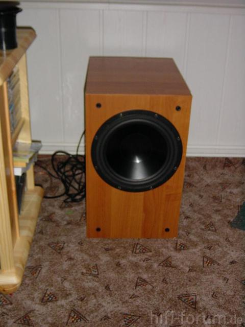 Subwoofer Selbstbau