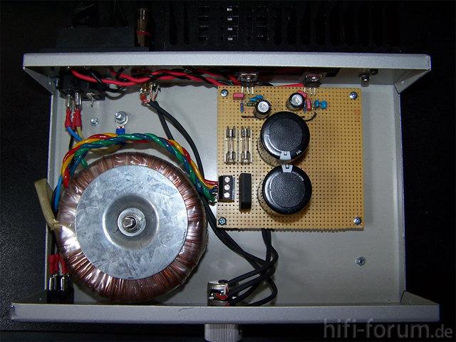 Schreibtisch-Amp