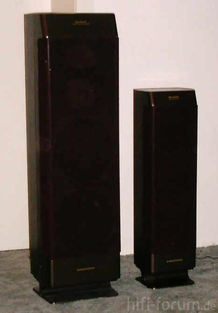 Grundig Box SM2000 Und SM500