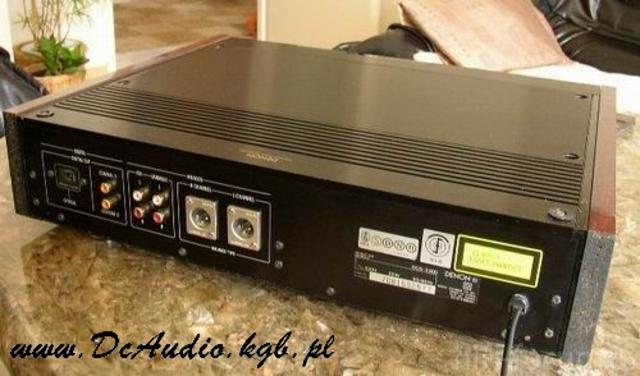 Denon DCD 3300/2