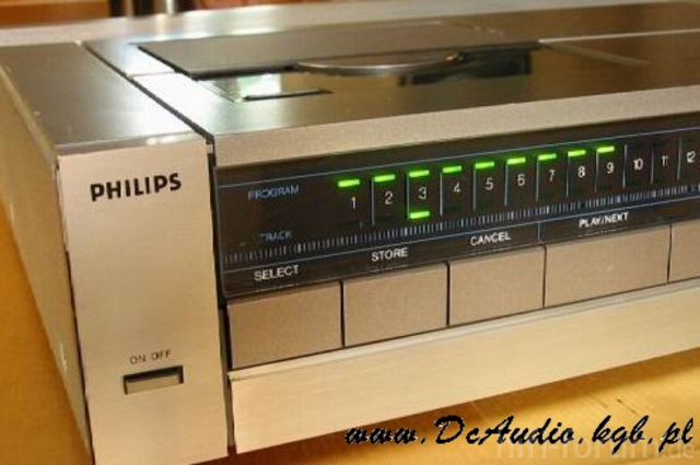 Philips CD202