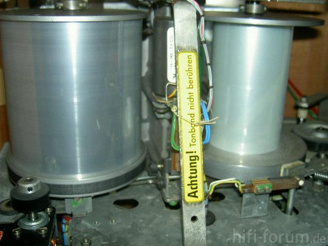 126-Spur Tonband