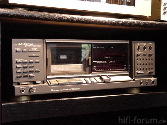 TEAC Master Tape Z-5000