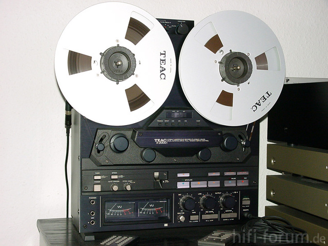 TEAC Tape X-2000