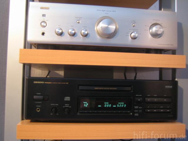 Denon PMA- 1500ae Onkyo Integra DX-6850