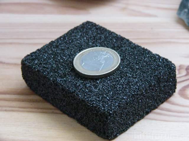 TNT Gerätefüße Teure Version
