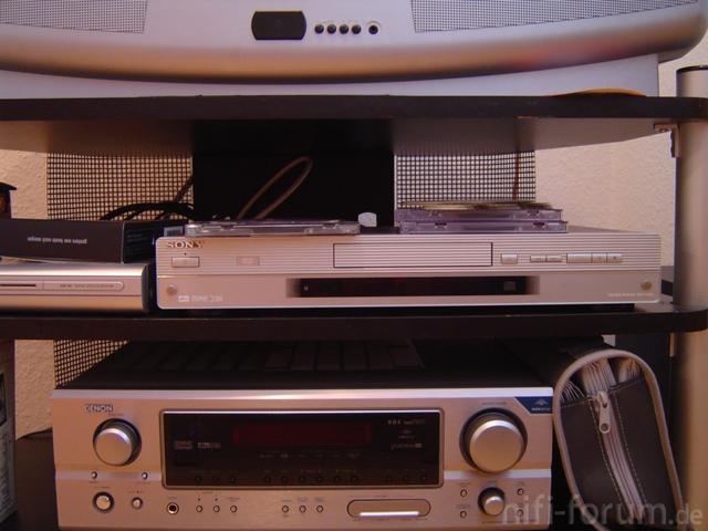 Denon AVR 1906 Sony DVP S435