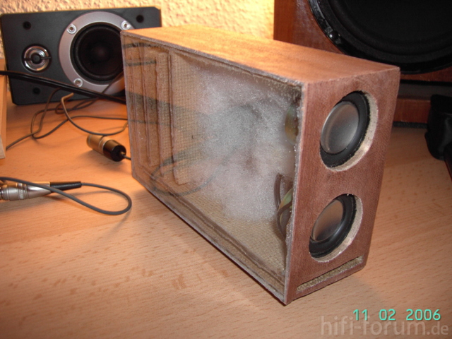 Mini - Transmission - Fertig2