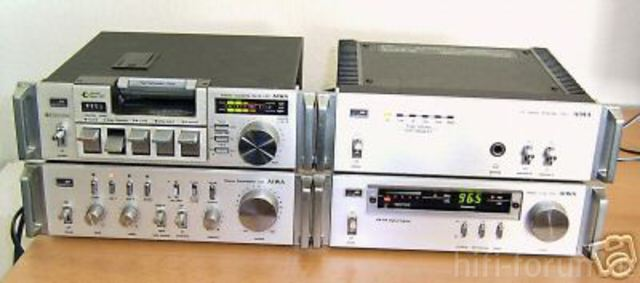 Aiwa 22 Minikomponenten