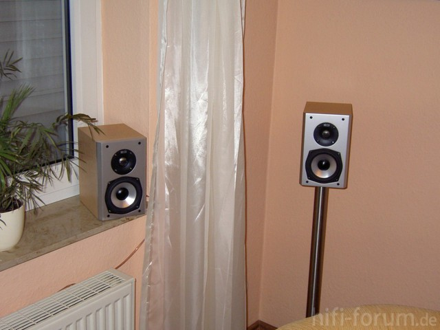 Heco Concerto B11 Ahorn 4 Mal Als Rear Speaker