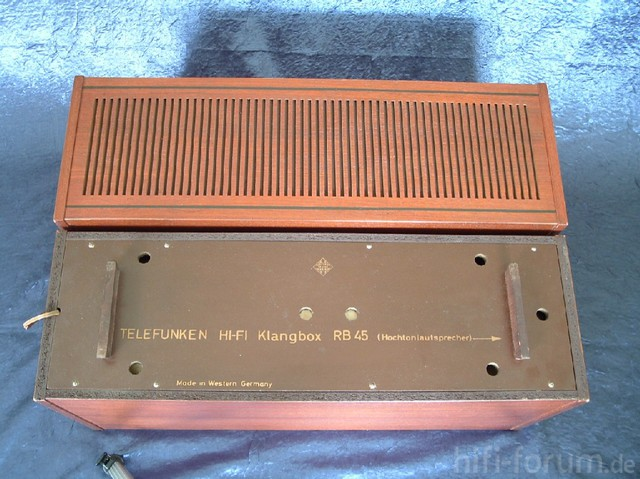 TELEFUNKEN Klangbox RB 45