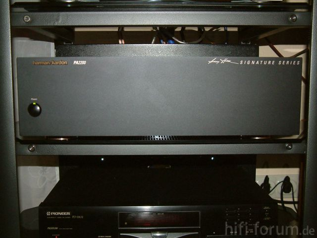 Harman/Kardon PA 2200 Signature Series