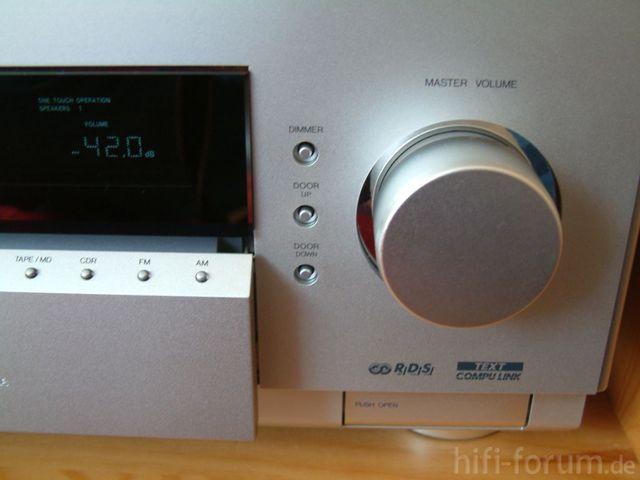 JVC RX-DP10 THX ULTRA :-)