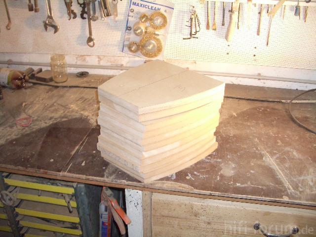 Klonus Faber Formteile Kopiergefräst