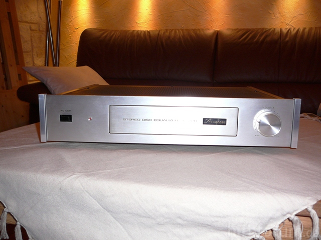 Accuphase C220 Restauriert