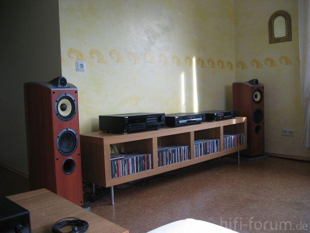 Meine (alte) Sony Hifi Anlage