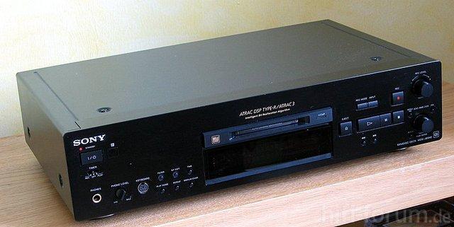 Sony MDS-JB940 QS