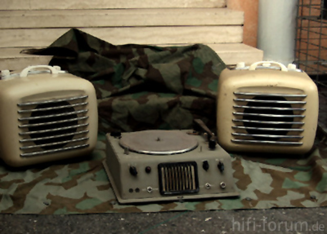 Älteste Stereoanlage Der Welt !