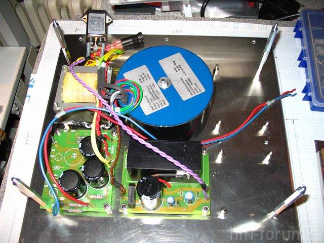 Vorverstärker VV25-1