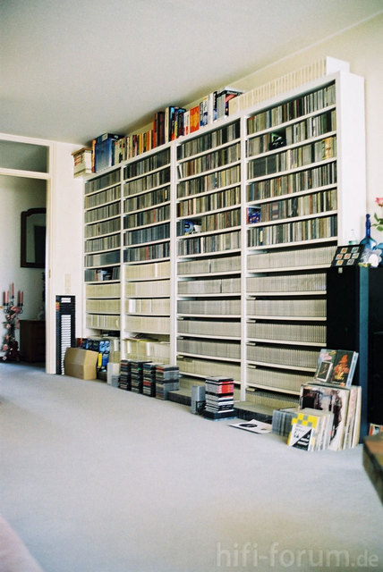 CDs Und DVDs Zum 3.