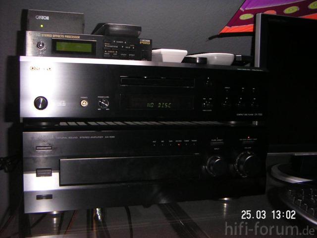 CD-Player & Verstärker