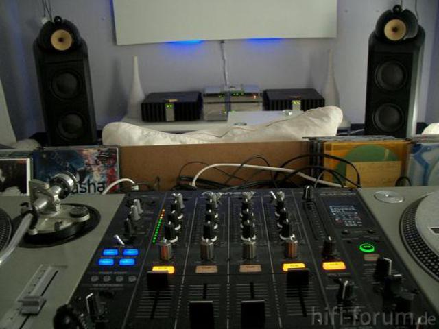 Burmesterkette+Mixer