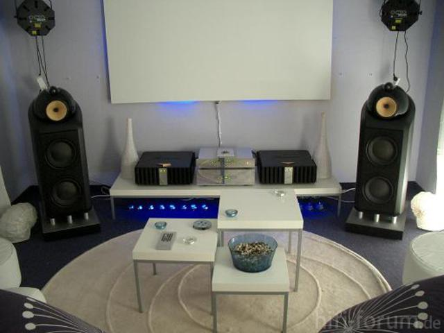 Upgrade Burmester 001 + 948