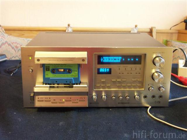 PIONEER CT-F 1250