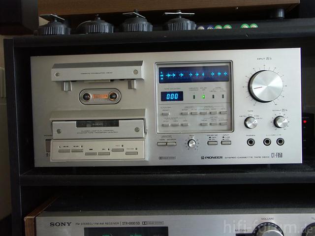 Pioneer CT-F 950