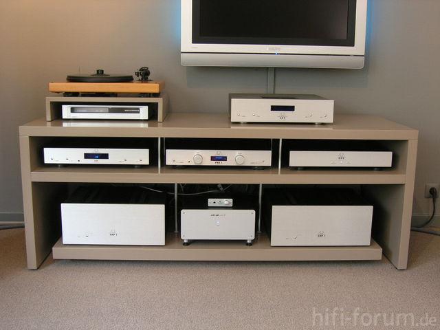 Audionet-B&W Anlage