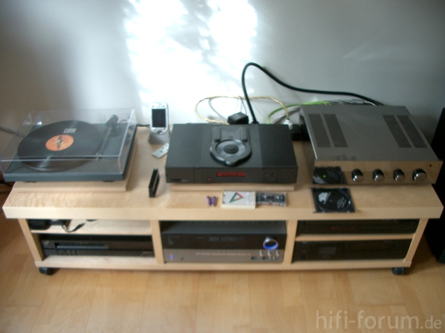 LP CD AMp