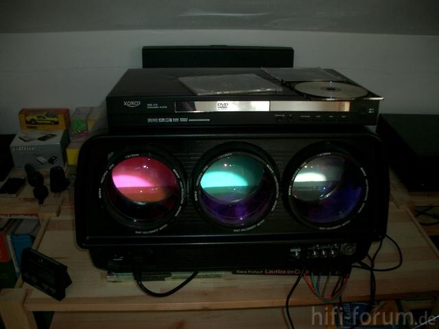 Sony VPH-1042
