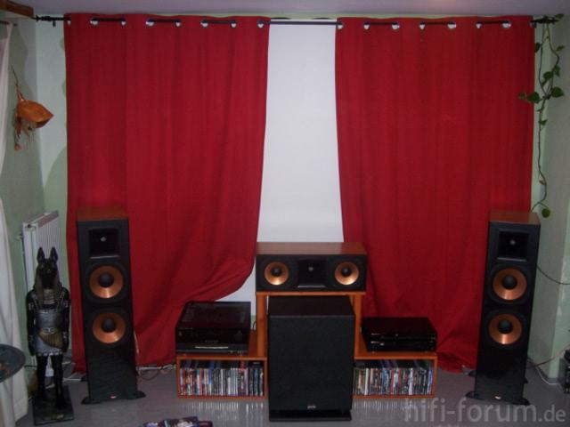 Mein Musichomecinema Tempel