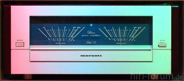 "Marantz SM-11 ""Ambi-Light"""