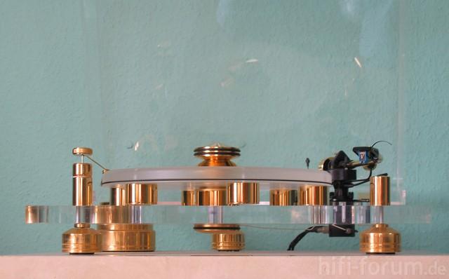 Transrotor Classic Gold